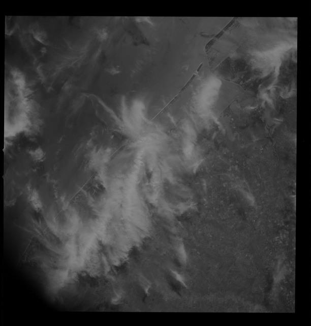 AS09-26B-3758B - Apollo 9 - Apollo 9 Mission image - S0-65 Multispectral Photography - Texas