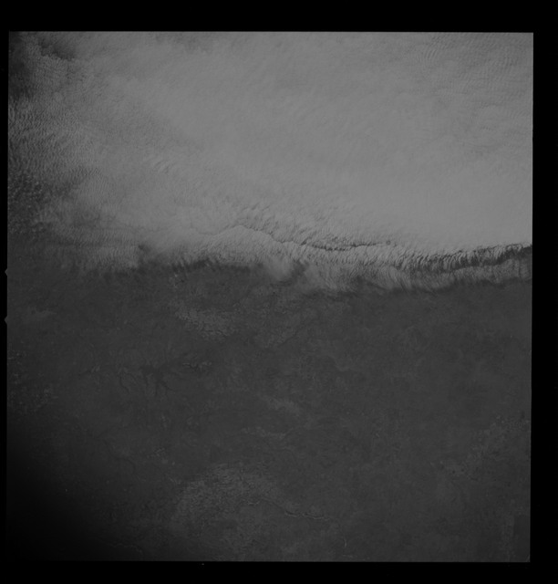 AS09-26B-3789B - Apollo 9 - Apollo 9 Mission image - S0-65 Multispectral Photography - Texas