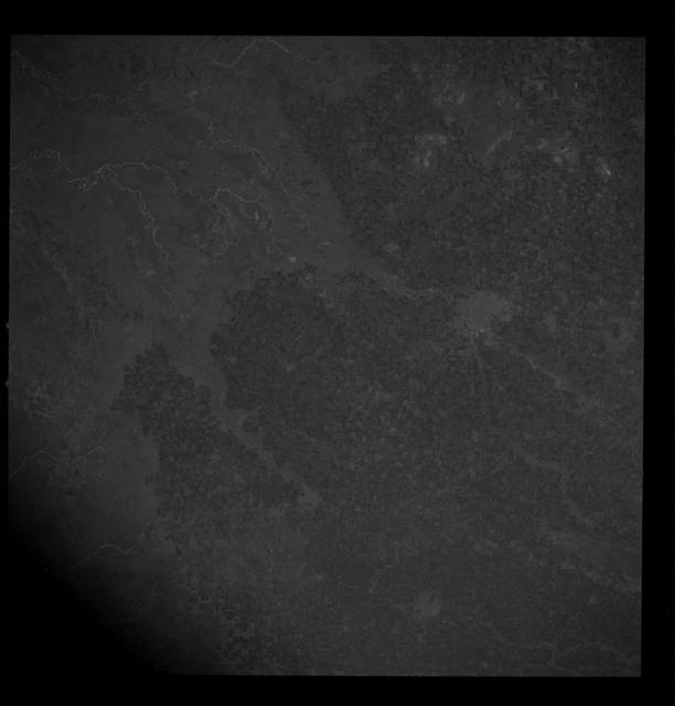 AS09-26B-3808B - Apollo 9 - Apollo 9 Mission image - S0-65 Multispectral Photography -  Texas