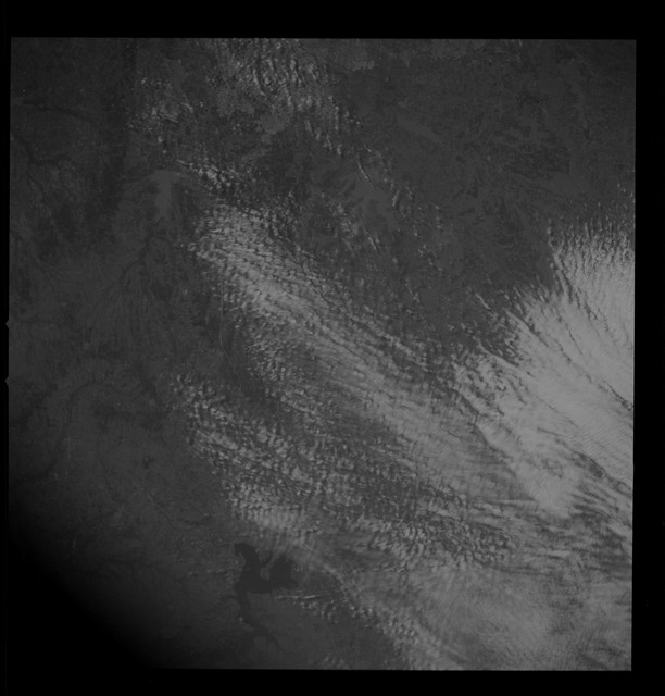 AS09-26B-3811B - Apollo 9 - Apollo 9 Mission image - S0-65 Multispectral Photography -  Texas