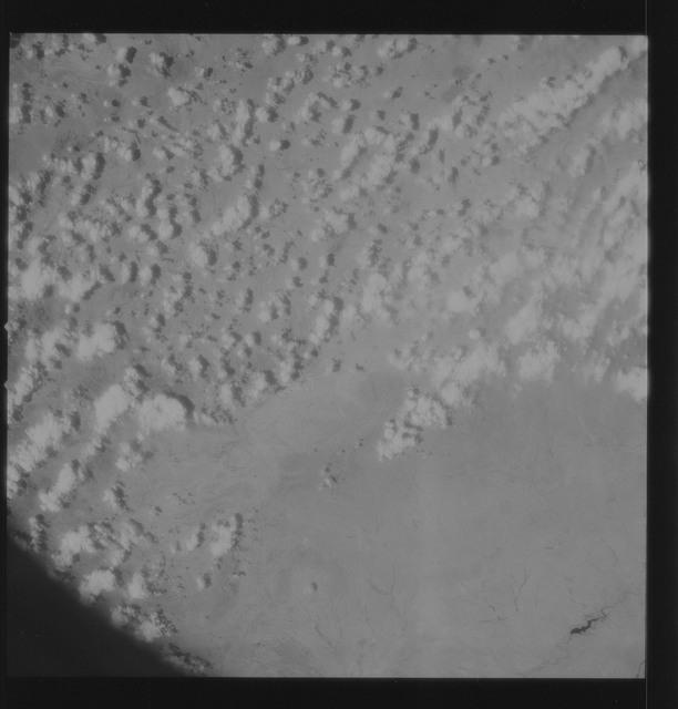 AS09-26C-3721C - Apollo 9 - Apollo 9 Mission image - S0-65 Multispectral Photography - Texas