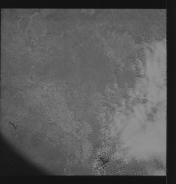 AS09-26C-3809C - Apollo 9 - Apollo 9 Mission image - S0-65 Multispectral Photography - Texas