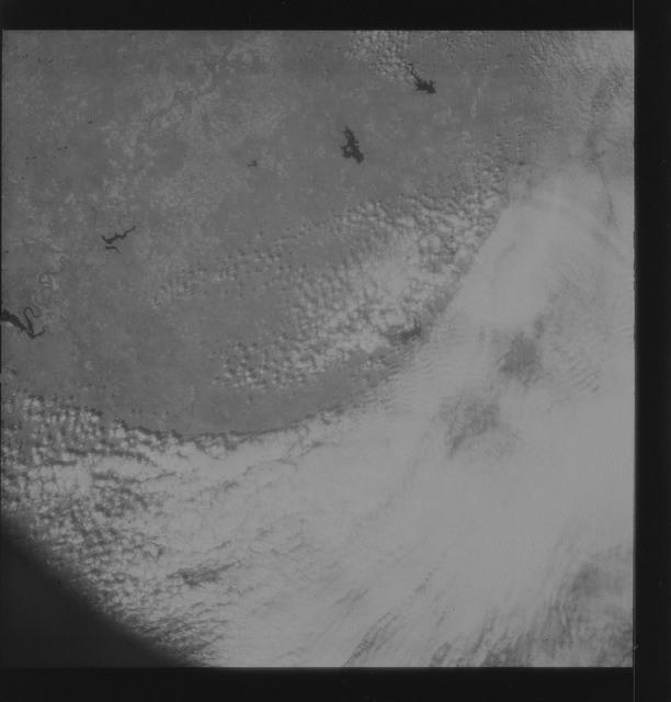 AS09-26C-3810C - Apollo 9 - Apollo 9 Mission image - S0-65 Multispectral Photography - Texas