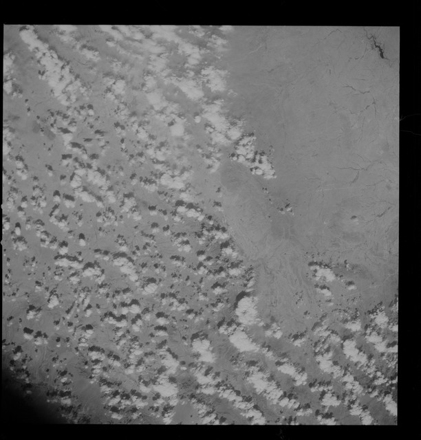 AS09-26D-3721D - Apollo 9 - Apollo 9 Mission image - S0-65 Multispectral Photography - Texas
