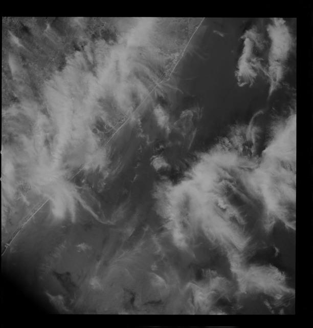 AS09-26D-3759D - Apollo 9 - Apollo 9 Mission image - S0-65 Multispectral Photography - Texas