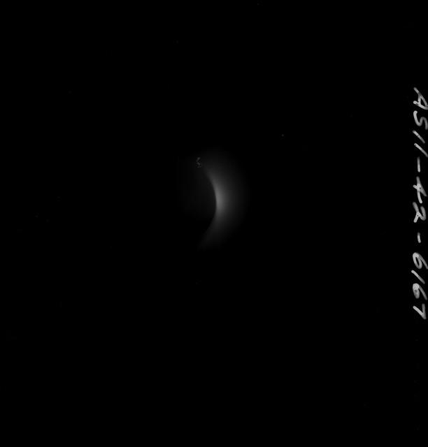 AS11-42-6167 - Apollo 11 - Apollo 11 Mission images - Solar Corona