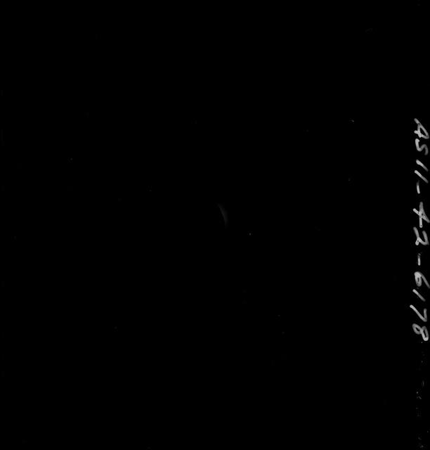 AS11-42-6178 - Apollo 11 - Apollo 11 Mission images - Minute fraction of the Solar Corona