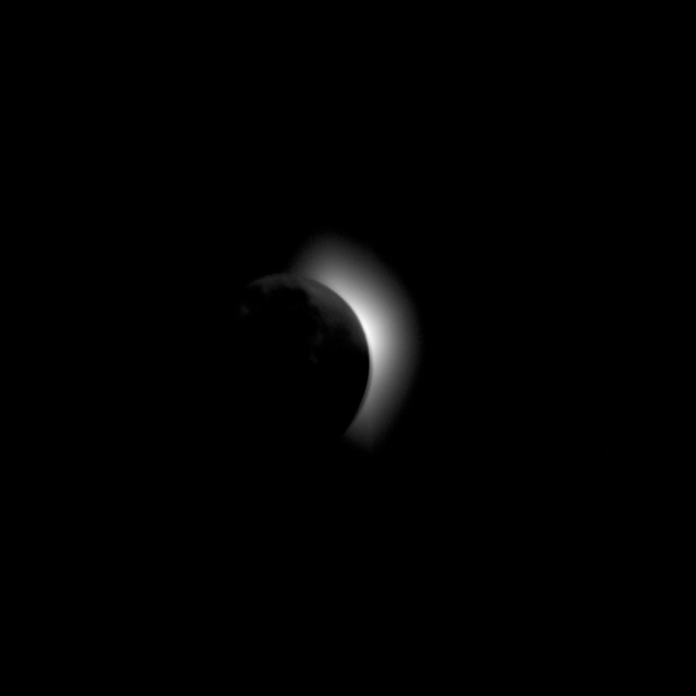 AS11-42-6179 - Apollo 11 - Apollo 11 Mission images - Solar Corona