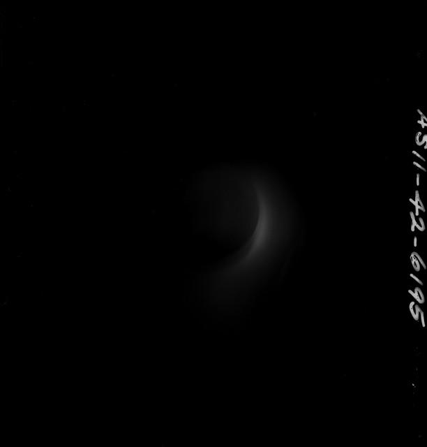 AS11-42-6195 - Apollo 11 - Apollo 11 Mission images - Solar Corona