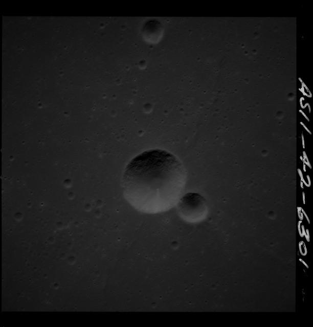 AS11-42-6301 - Apollo 11 - Apollo 11 Mission image - Secchi K