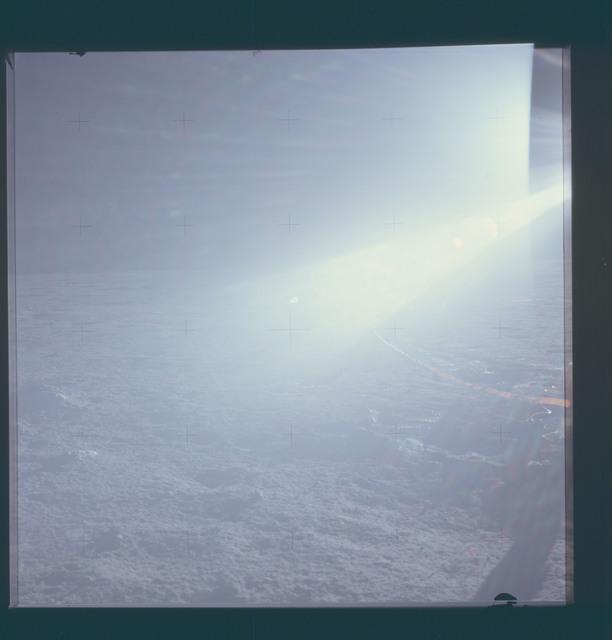 AS12-46-6819 - Apollo 12 - Apollo 12 Mission image  - Deployment of ALSEP Central Station