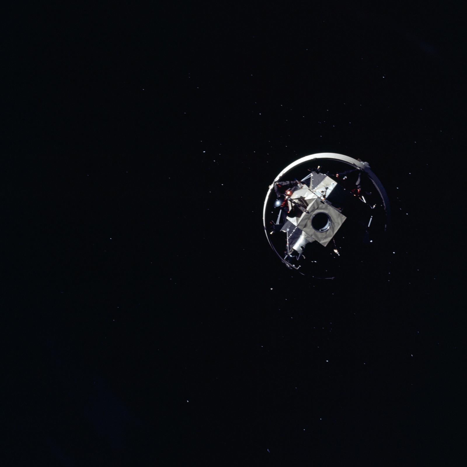 AS12-50-7328 - Apollo 12 - Apollo 12 Mission image  - Parts of United States and Central America.