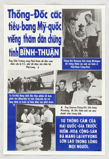 US Governors Visit People of Binh-Thuan Province