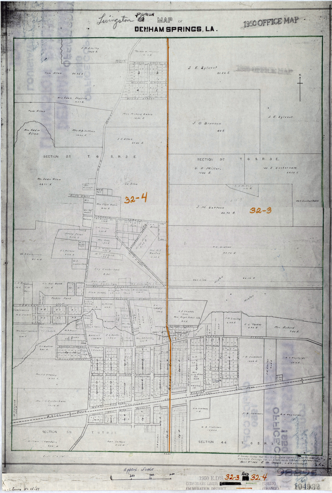 1950 Census Enumeration District Maps - Louisiana (LA ... on head of island la map, slidell la map, scott la map, de ridder la map, st. martinville la map, camp beauregard la map, west feliciana parish la map, franklinton la map, saint francisville la map, saint amant la map, metairie la map, florida la map, algiers la map, lafayette la map, farmerville la map, lake pontchartrain la map, st. francisville la map, tickfaw la map, washington la map, napoleonville la map,