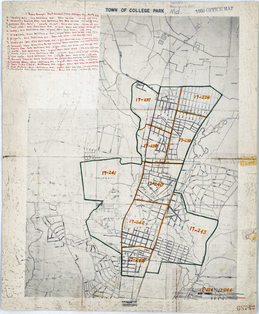 1950 Census Enumeration District Maps - Maryland (MD ... on map of maryland's congressional districts, map of maryland's town, map of maryland's state parks, state of maryland counties, map of maryland's rivers, map of md,
