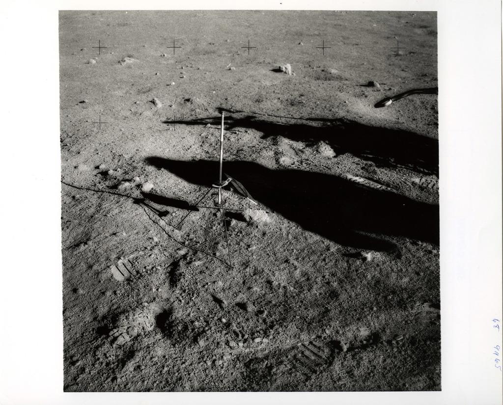 Apollo 14, Lunar Surface E.V.A. Magazine MM AS-14-68-9465