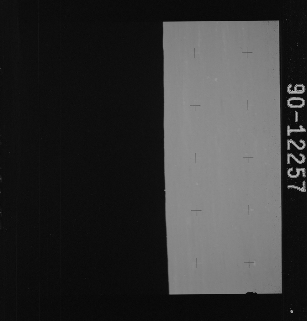 AS15-90-12257 - Apollo 15 - Apollo 15 Mission image - View of western horizon