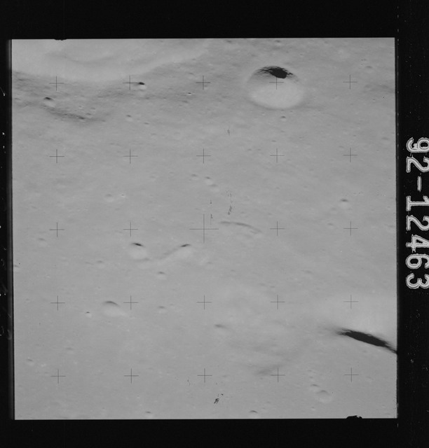 AS15-92-12463 - Apollo 15 - Apollo 15 Mission image -  View of Delisle Beta Prominence