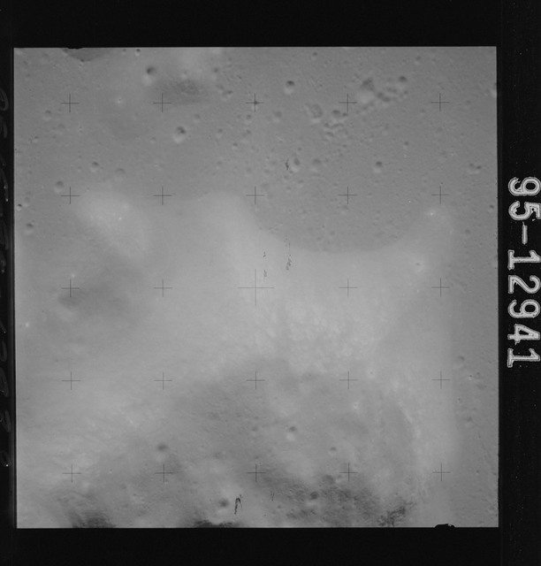 AS15-95-12941 - Apollo 15 - Apollo 15 Mission image - View of Harbinger Mts