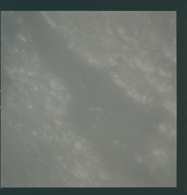 AS15-97-13293 - Apollo 15 - Apollo 15 Mission image - View northwest of Crater Julius Caesar