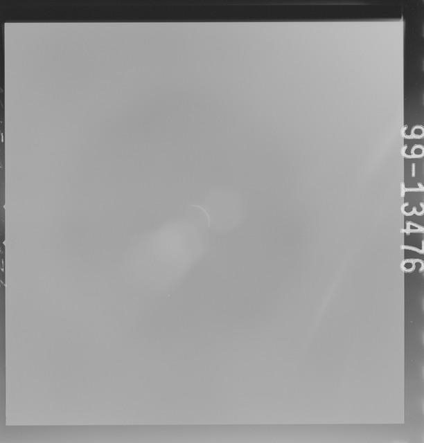 AS15-99-13476 - Apollo 15 - Apollo 15 Mission image - Ultraviolet (UV) Photo of the Earth