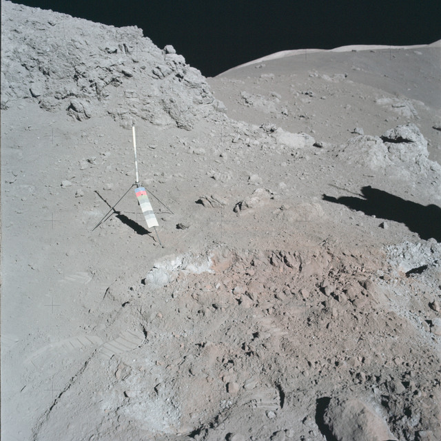 AS17-137-20990 - Apollo 17 - Apollo 17 Mission image - STA 4, SPL 4220, 4240, 4260