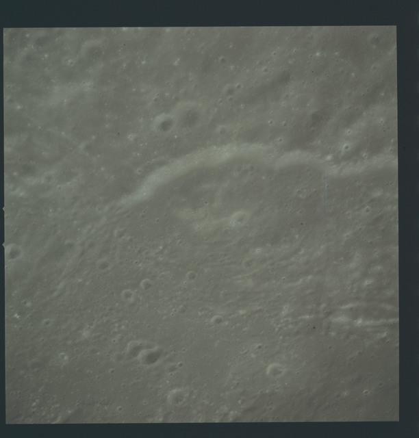 AS17-148-22774 - Apollo 17 - Apollo 17, View of Earth Crescent