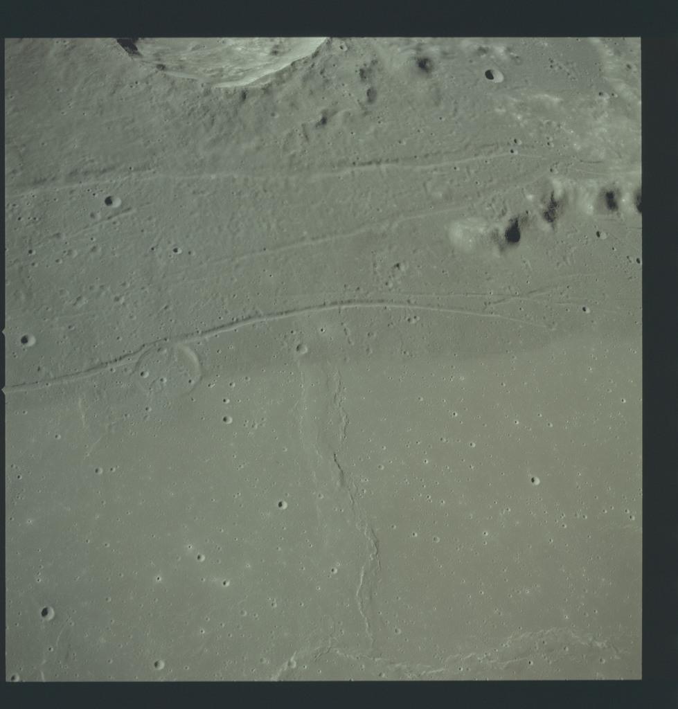 AS17-150-23069 - Apollo 17 - Apollo 17- Moon, Plinius Rilles