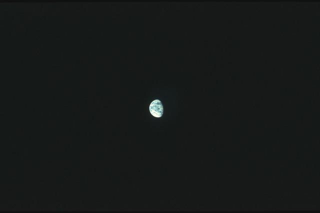 AS17-162-24071 - Apollo 17 - Apollo 17, Earth sphere