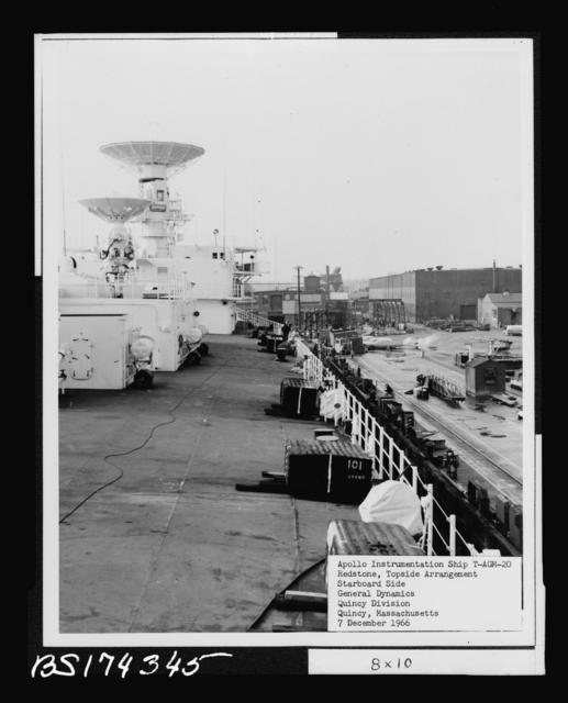 AGM-20 Apollo Instrumental Ship