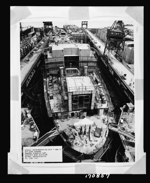AGM-21 Apollo Instrumental Ship