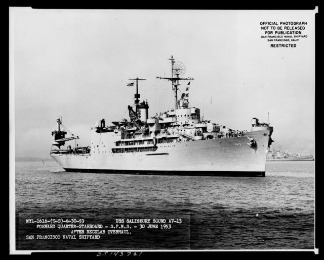 AV-13  Salisbury Sound [19-NN-AV-13  Salisbury Sound-143721]