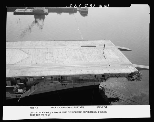 CVA 14 Ticonderoga [19-NN-CVA 14 Ticonderoga-165175]