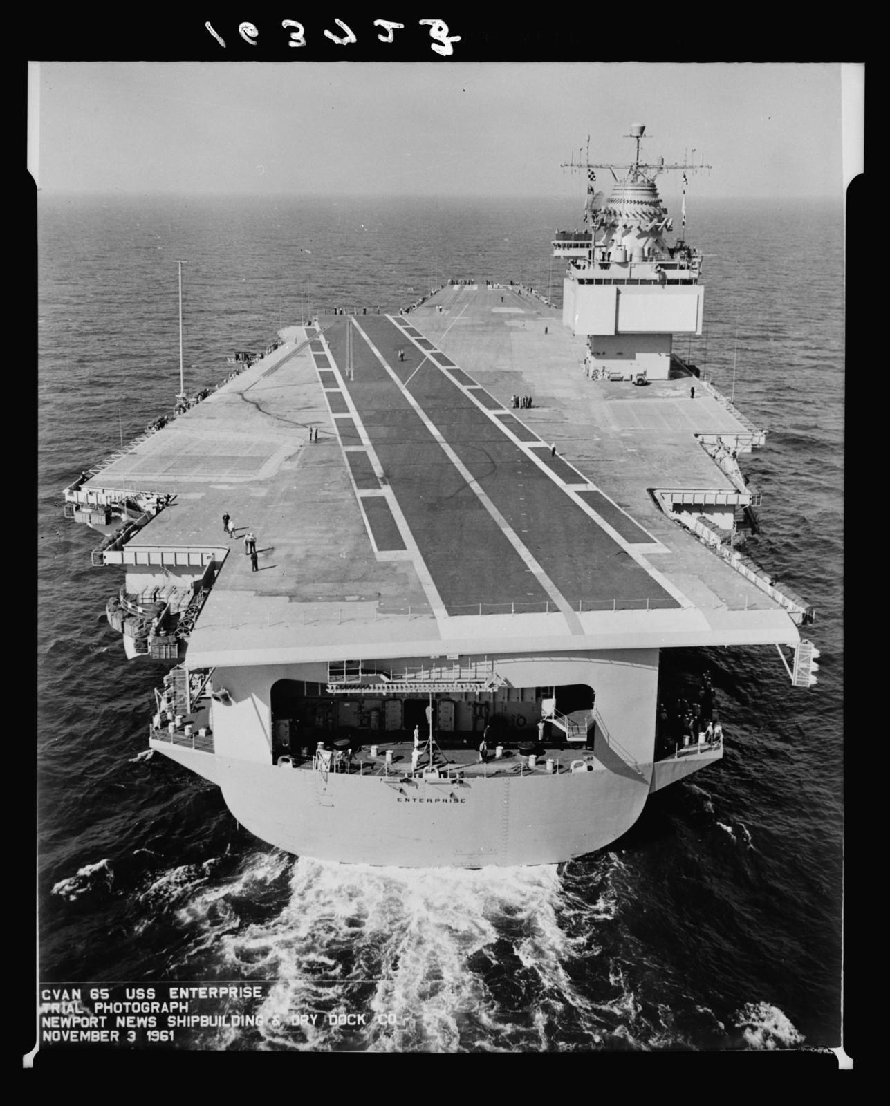 CVA  65 Enterprise