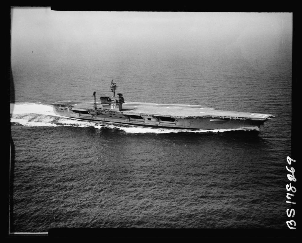 CVA  67 John F. Kennedy
