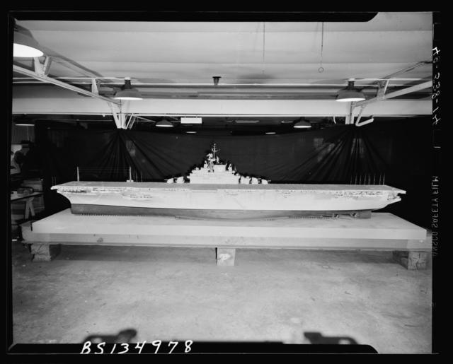 CVB-43  Coral Sea and CV-32  Leyte