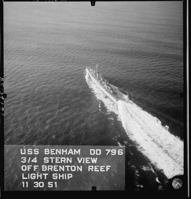 DD-796 Benham