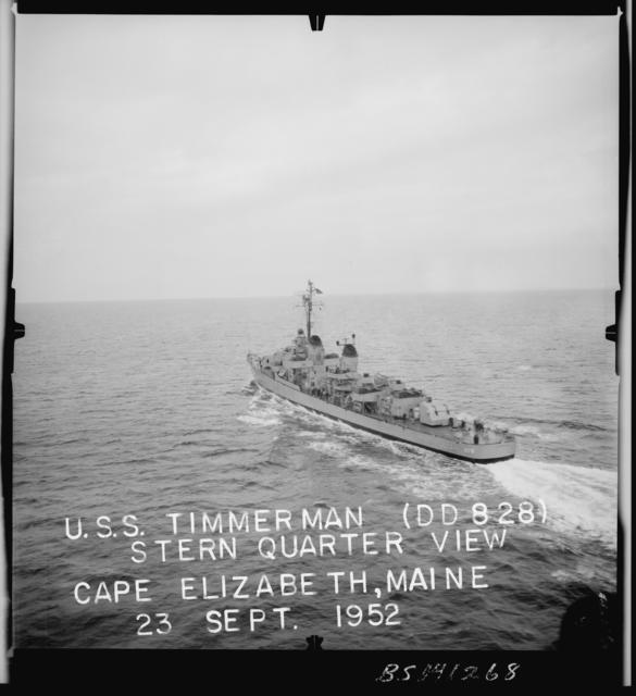 DD-828 Timmerman
