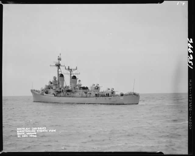DD-940 Manley