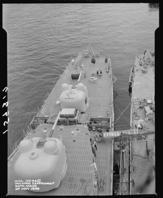 DD-945 Hull
