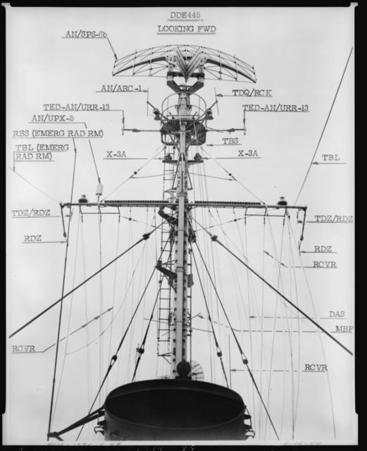DDE-445 Fletcher