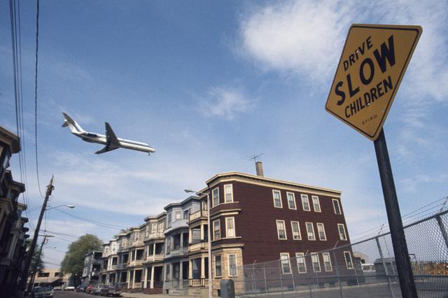 Lovell Street Homes in Jet Aircraft Landing Pattern