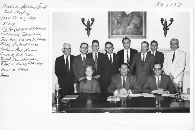 Photograph Archives Advisory Council