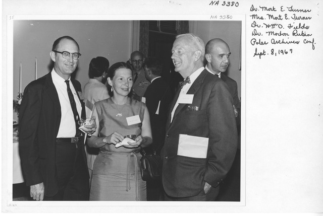 Photograph of Conference on United States Polar Exploration