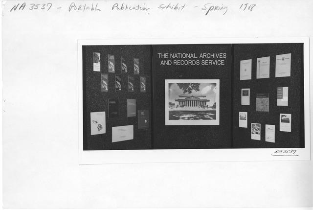Photograph of National Archives Building, Washington, D.C.