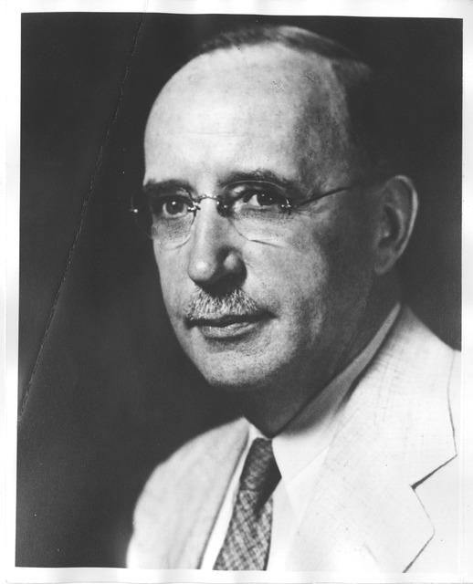 Photograph of Solon Buck