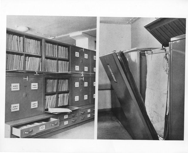 Photograph of Wolfenbüttel Archives in Germany