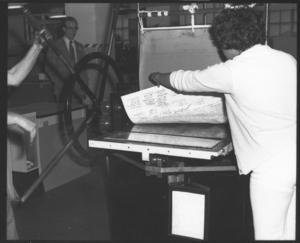 Printing of Subsequent Copies