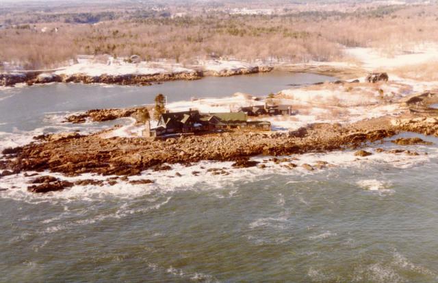 Maine and New Hampshire Coast