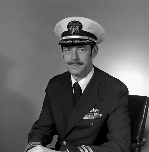 CDR Roy L. Dooley, USNR (covered)